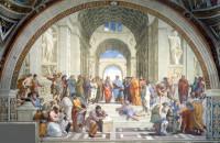 Афинская школа 1510-1511
