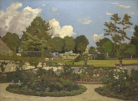 Henri-Joseph_HarpigniesHenri-Joseph_Harpignies_-_Henri-Joseph_HarpigniesHenri-Joseph_Harpignies_-_The_Painter's_Garden_at_Saint-Prive